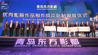 """Made in Qingdao: Fördermittel locken Filmschaffende in die chinesische """"City of Film"""""""