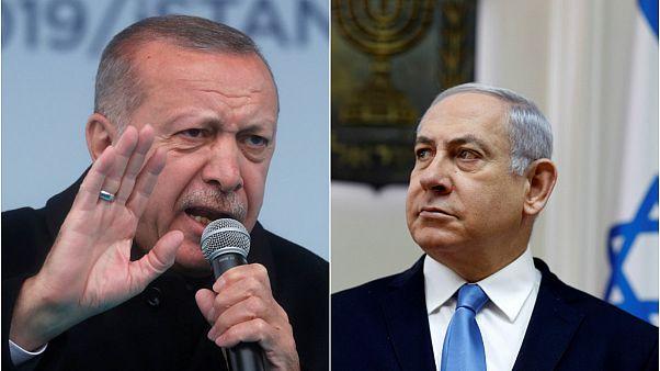 Erdoğan'dan Netanyahu'ya: 7 yaşındaki Filistinli yavruları katleden zalimsin, soyguncusun!