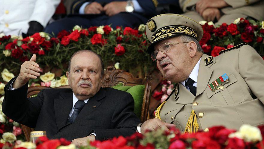 رئيس أركان الجيش الجزائري:  الجيش سيحافظ على الأمن مهما كانت الظروف