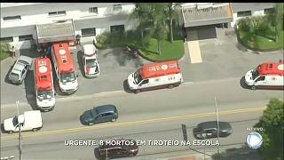 Массовый расстрел в бразильской школе
