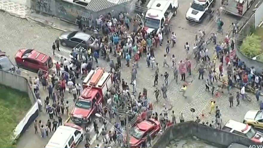 Amok in Schule in Brasilien: Zehn Tote