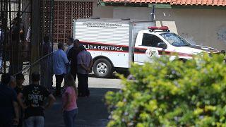 Βραζιλία: Πυροβολισμοί σε σχολείο με 10 νεκρούς