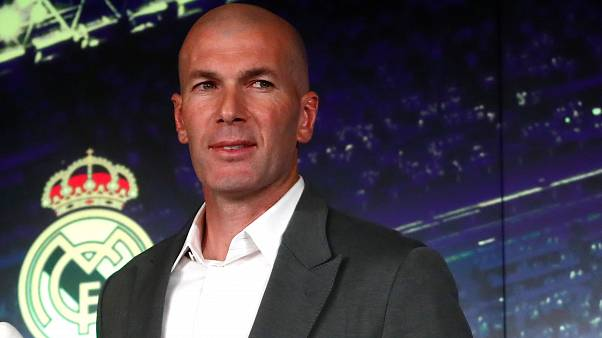 Zidane reprend les commandes du Real Madrid