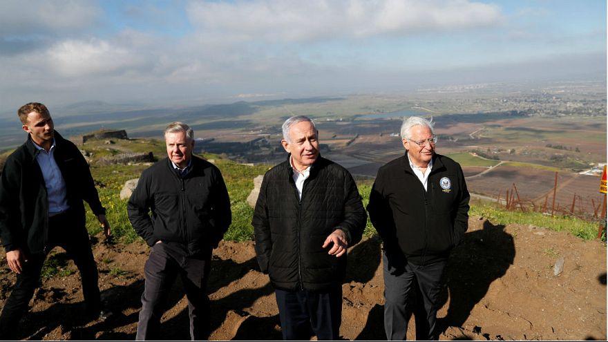وزارت خارجه آمریکا به مالکیت اسرائیل بر «بلندیهای جولان» رسمیت داد؟