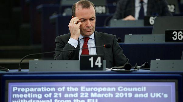 Weber: nem tárgyaltam Orbánnal, hanem megmondtam neki, mit tegyen