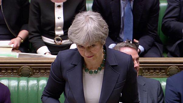 Brexit: Aprovada moção de May que rejeita saída sem acordo