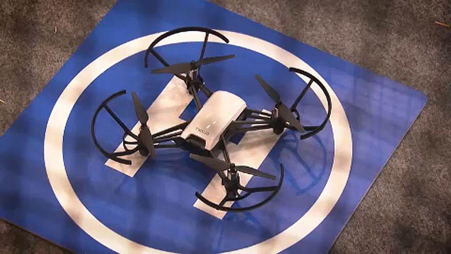 Выставка беспилотников Japan Drone 2019