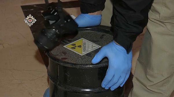 В Грузии пытались продать уран