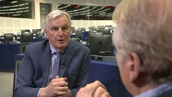 """Barnier: """"a jövőbeni viszony meghatározása a legfontosabb"""""""