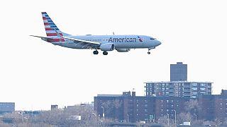 Ο Ντόναλντ Τραμπ καθηλώνει τα Boeing 737 MAX