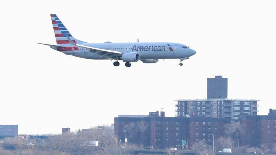 ترامب يمنع طائرات بوينغ 737 ماكس من التحليق