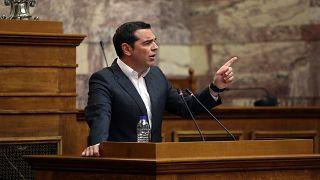 Τσίπρας: «Βρισκόμαστε σε ένα ιστορικό σταυροδρόμι για το μέλλον της χώρας»