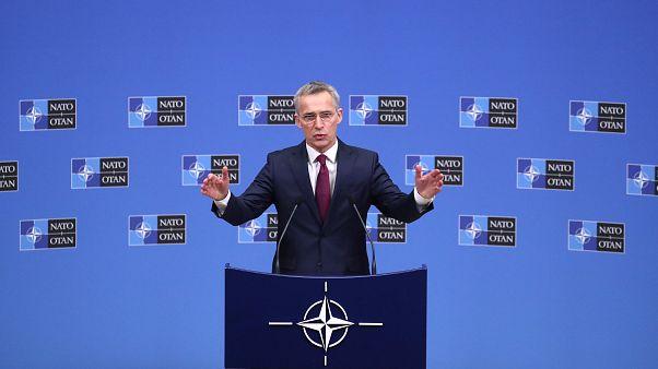 Los aliados europeos siguen lejos del objetivo de gasto de la OTAN