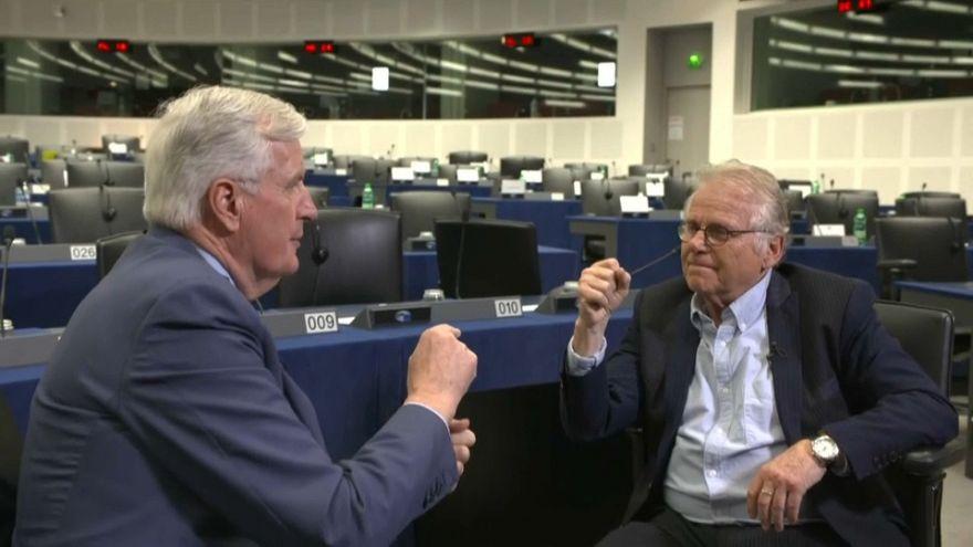 Der große Fehler der Europäer: Barnier über den Brexit