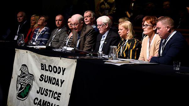 Bloody Sunday: accusato di omicidio uno dei soldati britannici che spararono sulla folla