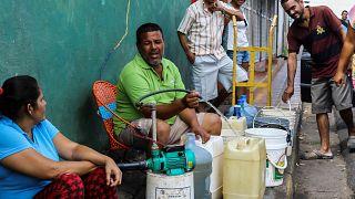 Venezuela volta a ter luz elétrica