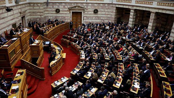 Ελλάδα:  Ψηφοφορία για τις διατάξεις του Συντάγματος που θα παραπεμφθούν για αλλαγή