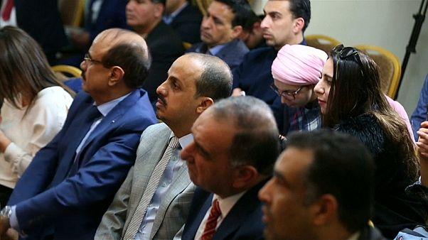 وزير الإعلام اليمني: لن نوقع أي اتفاق جديد مع الحوثيين حتى تنفيذ اتفاقية ستوكهولم