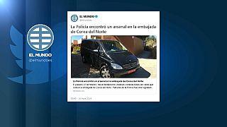 Nuevos detalles sobre el asalto a la embajada norcoreana en Madrid