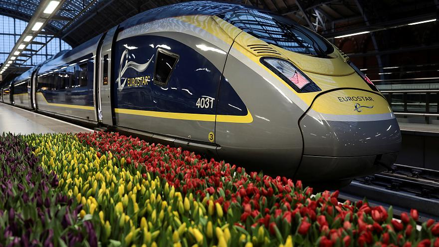Eurostar advises passengers not to travel unless 'absolutely necessary'