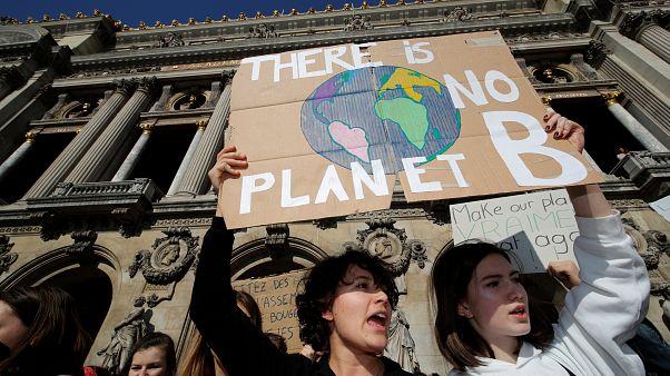 Климат спасают в суде