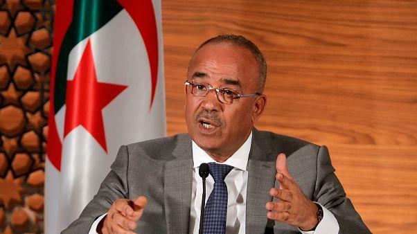 رئيس وزراء الجزائر الجديد نور الدين بدوي