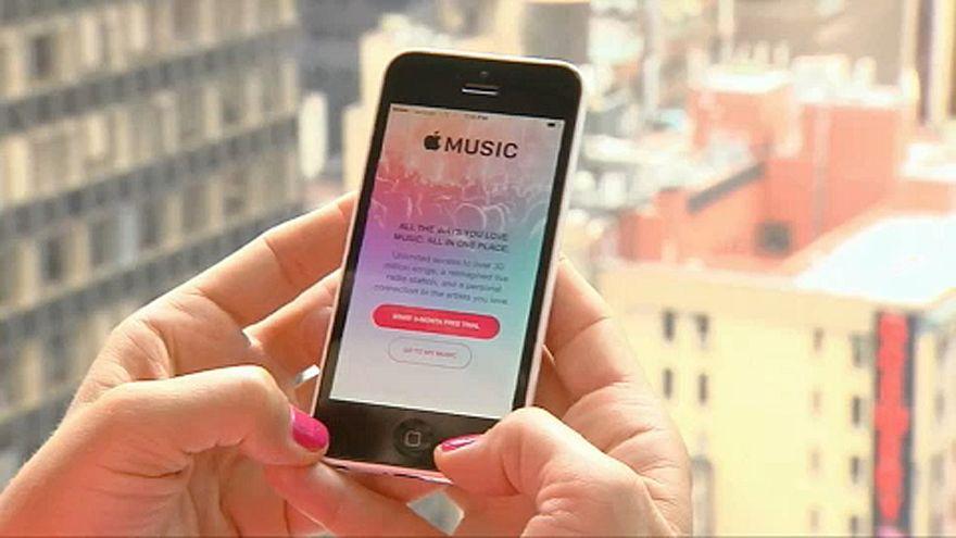 Spotify denuncia Apple ao regulador europeu