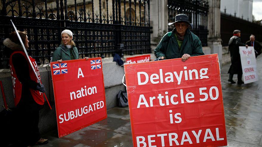 اتحادیه اروپا احتمالا به بریتانیا برای نهایی کردن برکسیت مهلت میدهد