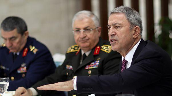 Ακάρ: Τον Νοέμβριο τα F-35 στην Τουρκία