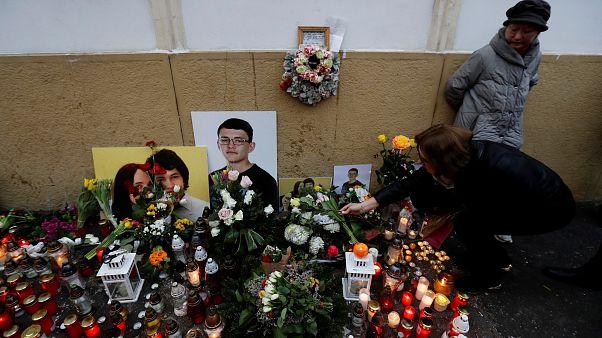 Un hombre acusado de ordenar el asesinato del periodista eslovaco Jan Kuciak