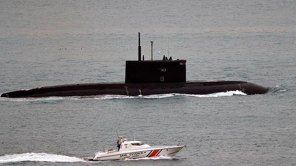 Πλέει προς την Μεσόγειο το ρωσικό υποβρύχιο Κρασνοντάρ
