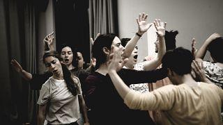 «Χοροί μας χωρεί μας»: Μια γιορτή του χορού στο Σεράφειο