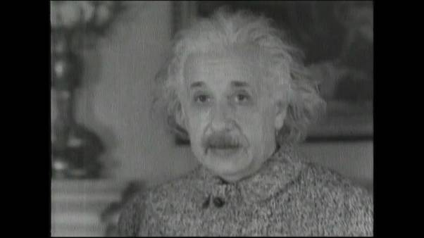Albert Einstein nasceu há 140 anos