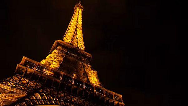 Забег на Эйфелеву башню