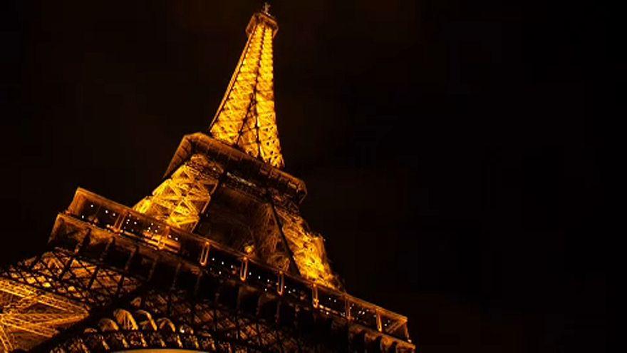 Los reyes de la Torre Eiffel