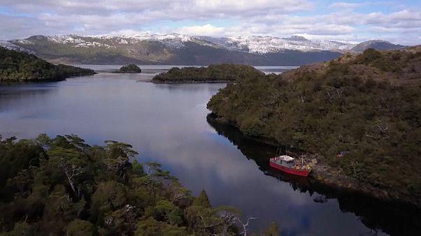 Un paraíso en la Patagonia Chilena