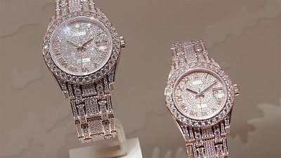 Baselworld: luxury watch and jewellery fair dazzles in Switzerland