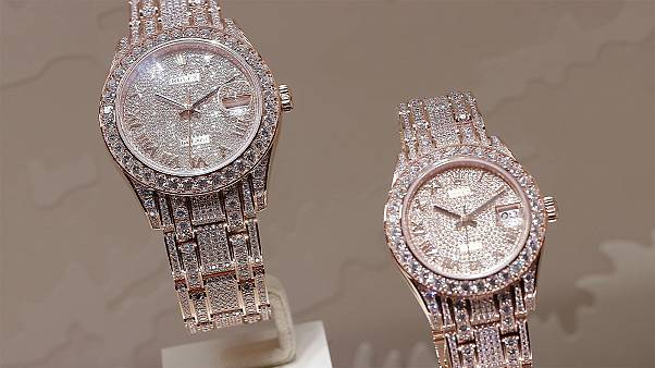 Baselworld: luxury watch and jewellery fair dazzles in Switzerland