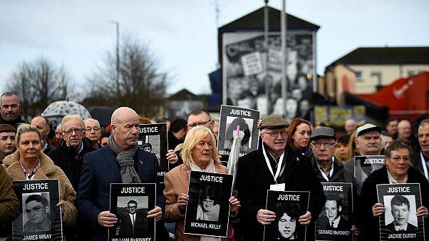 İngiltere: Kanlı Pazar Katliamı kurbanlarının aileleri adalet bekliyor