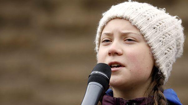 Greta Thunberg für Nobelpreis nominiert