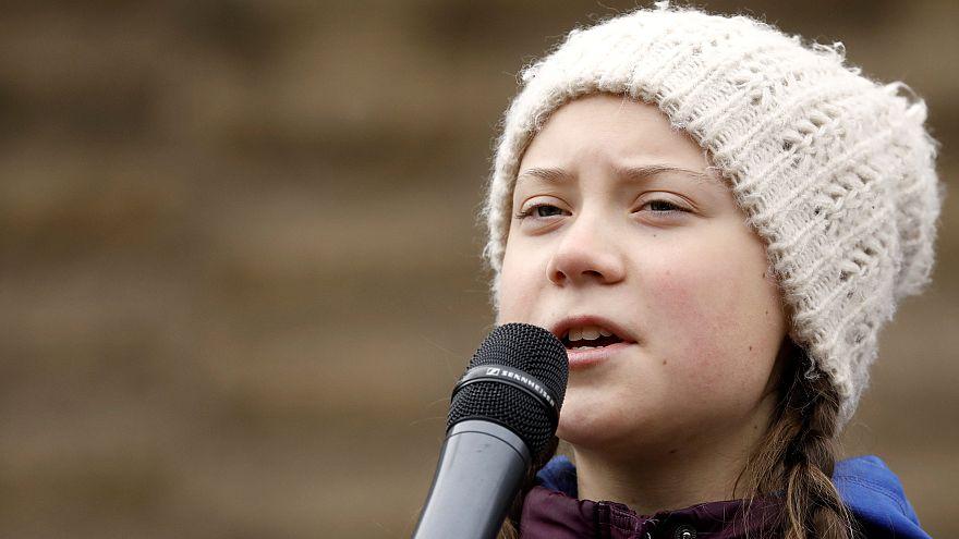 Μια 16χρονη Σουηδή υποψήφια για το Νόμπελ Ειρήνης