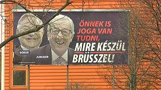 Für seine diffamierende Wahlkampfkampagne hat sich Orban nicht entschuldigt