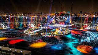Abu Dhabi hosts the Middle East's first Special Olympics World Games
