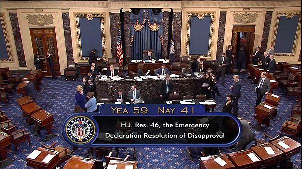 US-Senat stimmt für Ende des Notstands