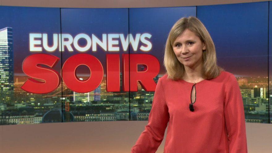 Euronews Soir du jeudi 14 mars 2019