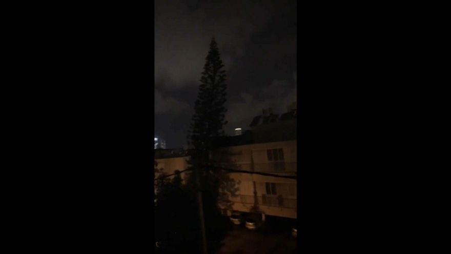 Raketen vom Gazastreifen auf Tel Aviv abgefeuert