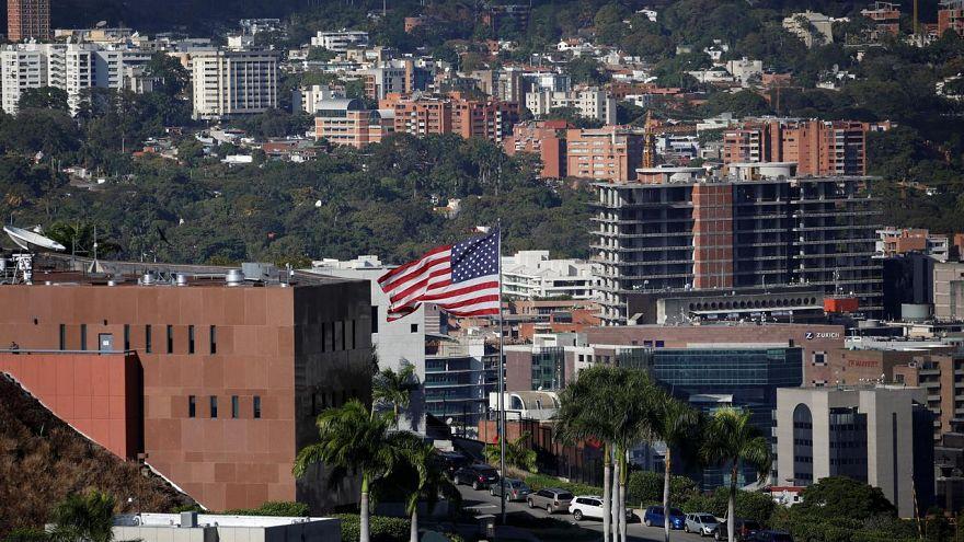 Venezuela'daki ABD Büyükelçiliği