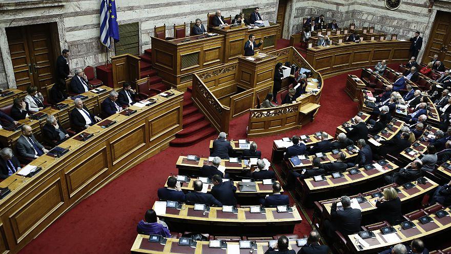 Βουλή: Στις 19:00 ξεκινά η συζήτηση για την ψήφο εμπιστοσύνης