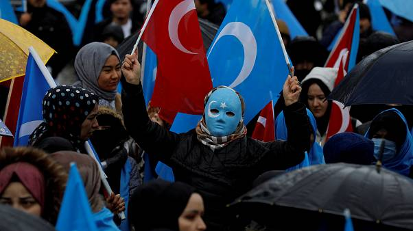 ABD'den Çin'e Uygurlar konusunda yaptırım sinyali