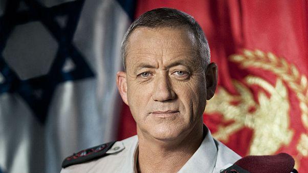بنی گنتس، رقیب اصلی بنیامین نتانیاهو در انتخابات پارلمانی اسرائیل